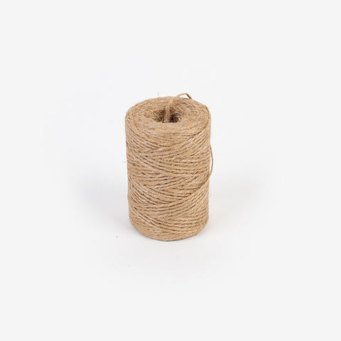 1 roll of string 100 m - Natural