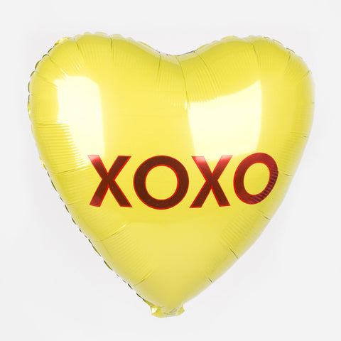 Balloon - Heart xoxo