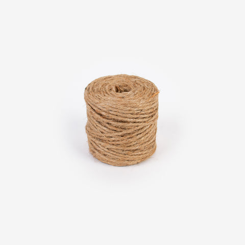 1 roll of string 50 m - Natural