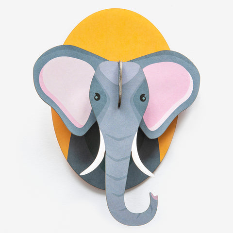 3D wall decoration - Elephant