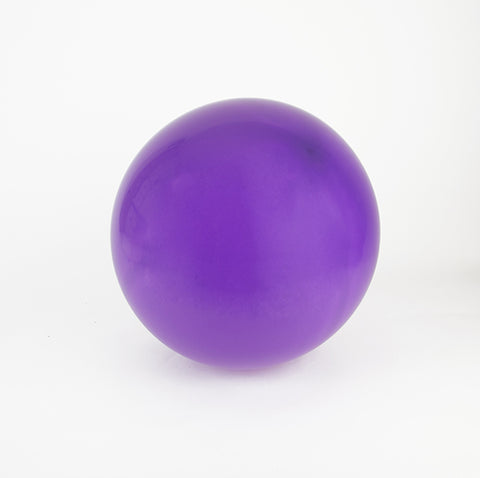 Round balloon - Purple