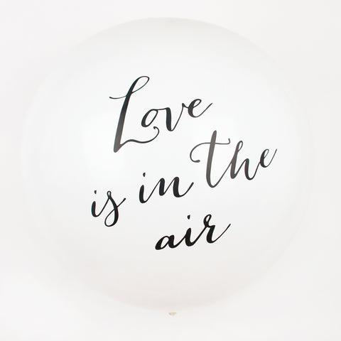 Balloon - Love is in the air