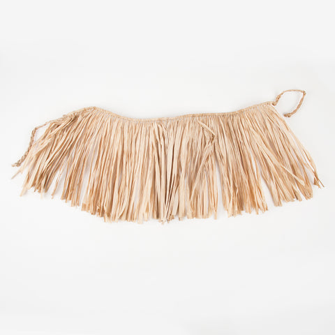 Hawaiian skirt - Raffia