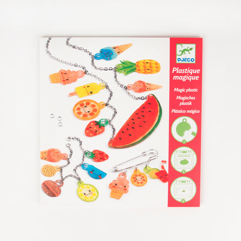 1 necklace kit - Sweet treats