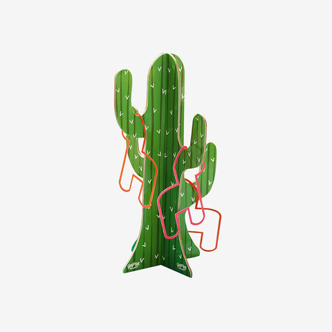 Ring toss game - Cactus