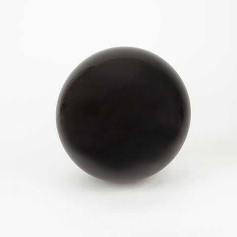 Round balloon - Black