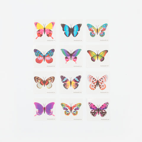 12 tattoos - Butterfly
