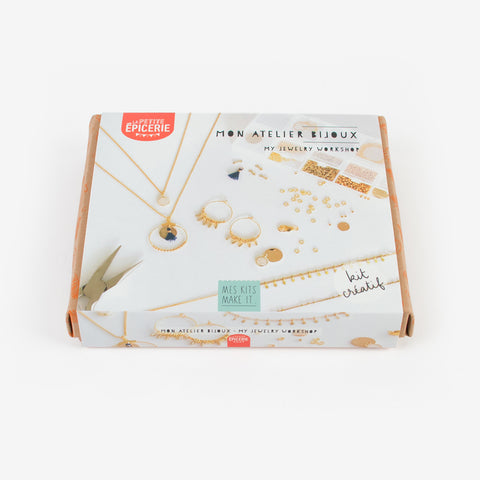 Kit make it - jewelry workshop