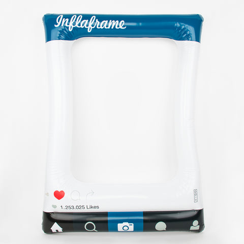 Inflatable Instagram photo frame