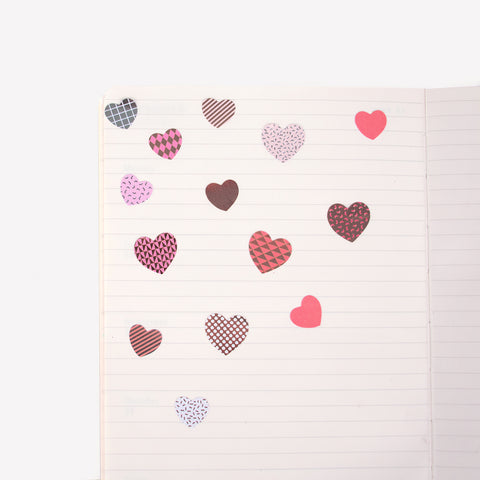 Heart stickers - Multicolour