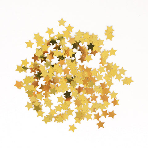 Little confetti - Gold stars
