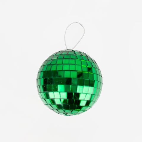 Small disco ball - Green