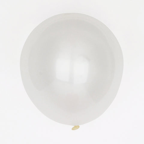 8 balloons - transparent