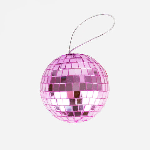 Small disco ball - Lilac