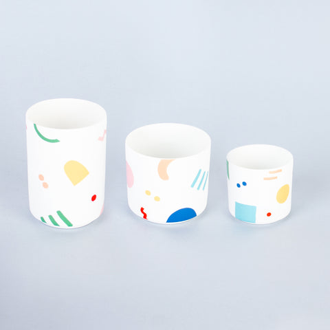 1 Candle holder - Memphis