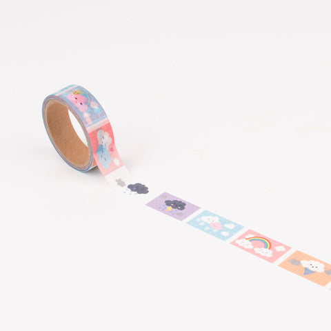 Masking tape - Cloud