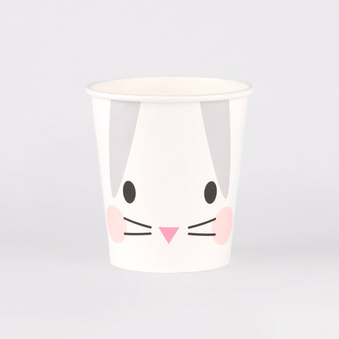 8 Cups - Mini rabbit