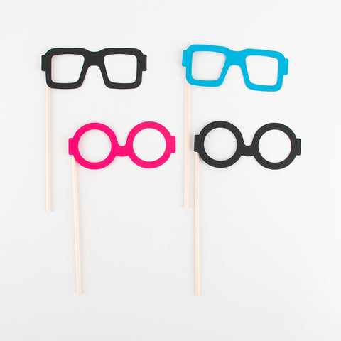 Photobooth kit - Glasses