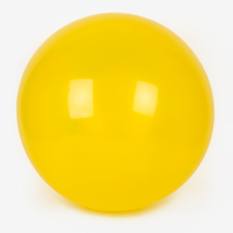 1 giant balloon - Lemon Yellow