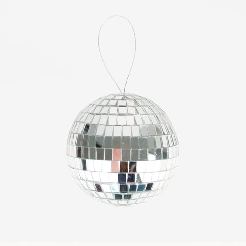 Small disco ball - Silver