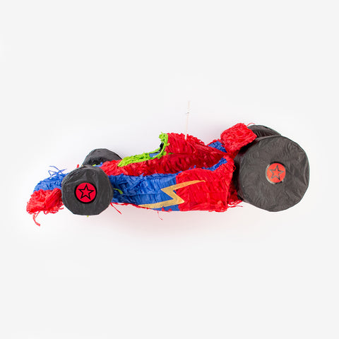 Racing car pinata