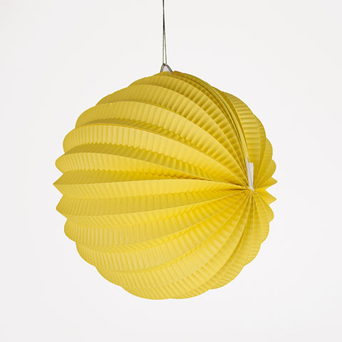 1 chinese lantern - yellow