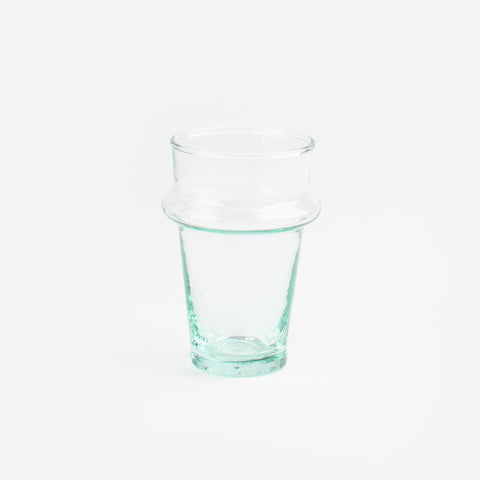 6 Beldi glasses - Transparent