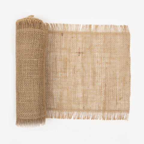 1 table runner - Tapered Jute