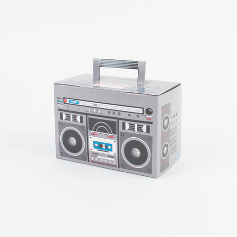 3 centerpieces - Ghetto Blaster