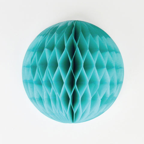 Honeycomb ball - Aqua