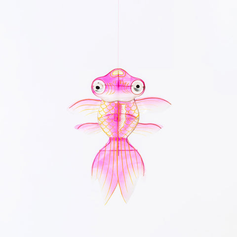 1 Miya fish kite - pink