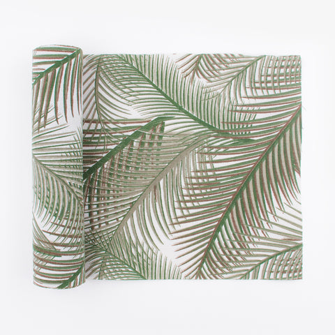 Table Runner - Green jungle
