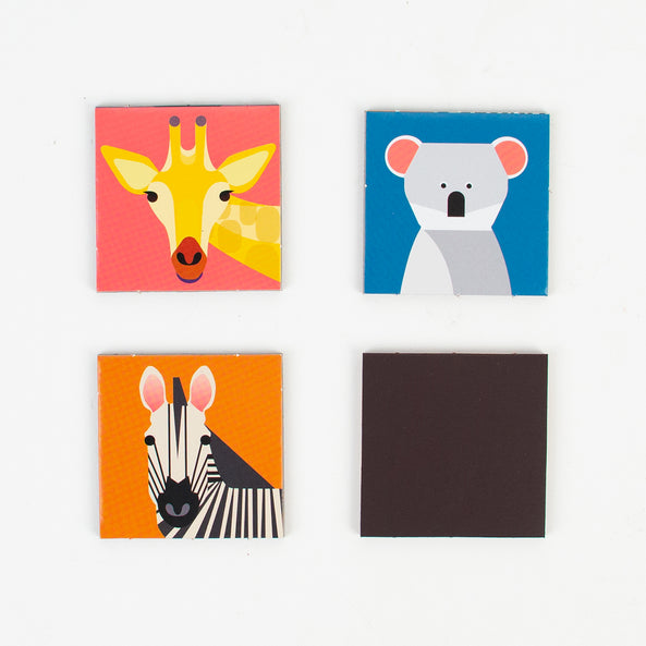 Animal Magnets - Cute