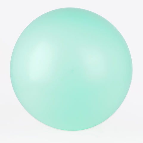 1 giant balloon mat - Pastel mint