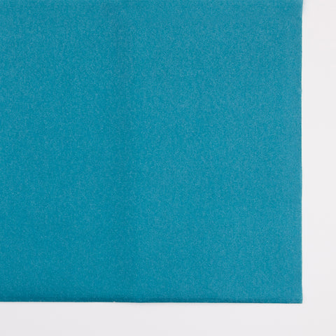 Paper Tablecloth - Petrol blue