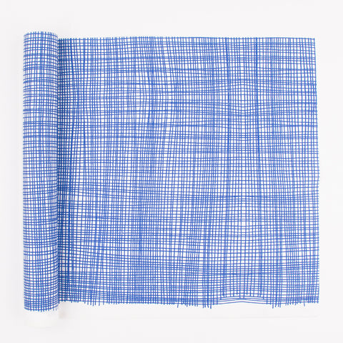 Roll of 6 napkins -  Denim