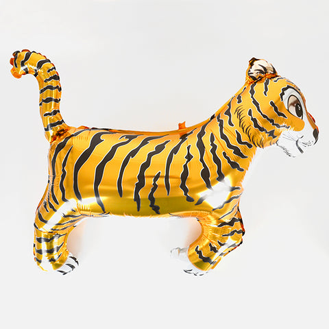 Foil balloon - Tiger