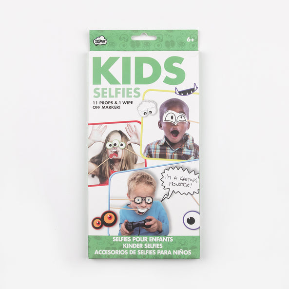 Kids photobooth props