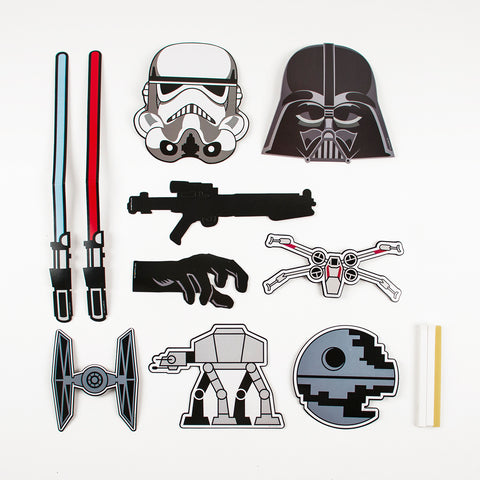 Photobooth kit - Star Wars