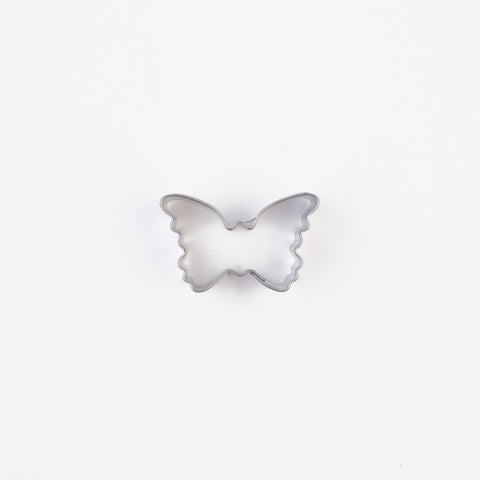 1 mini cookie cutter - Butterfly