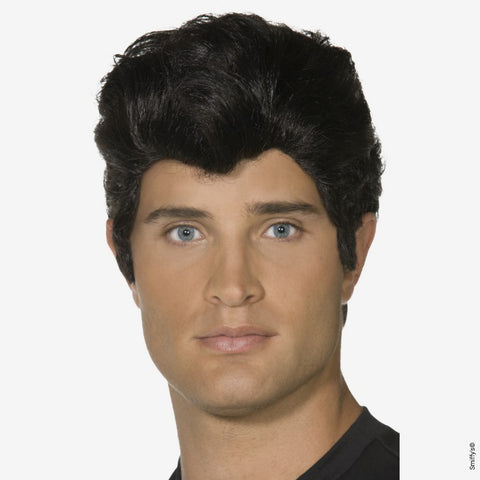 Danny Grease Wig - Brown