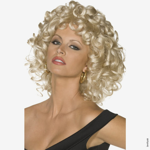 Sandy Grease Wig - blonde