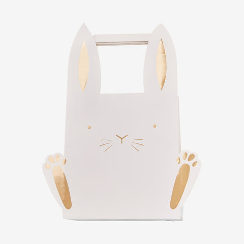 5 Easter gift bags - Bunny