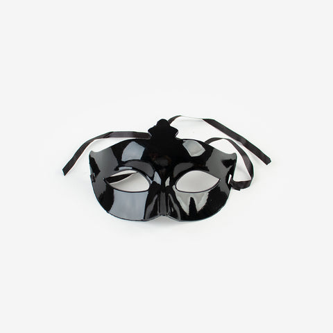 1 party mask - Black