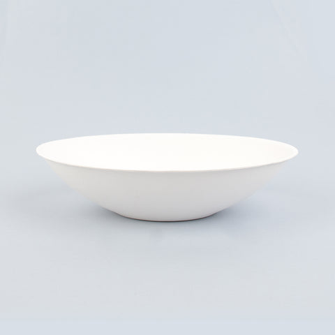 1 oval bowl white - Pulp