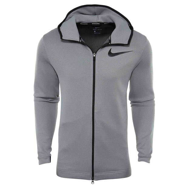 Nike Therma Flex Showtime Basketball Full-zip Hoodie Mens Style : 856438