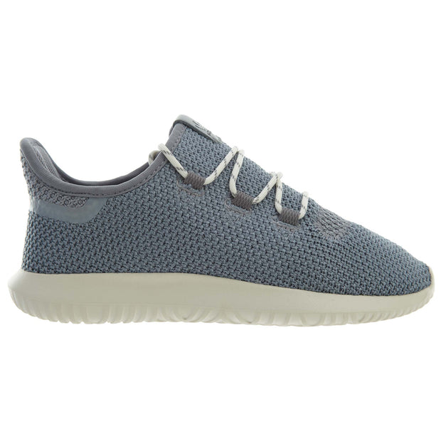 Adidas Tubular Shadow Grey White Shoes Youth Boys / Girls Style :BB6755