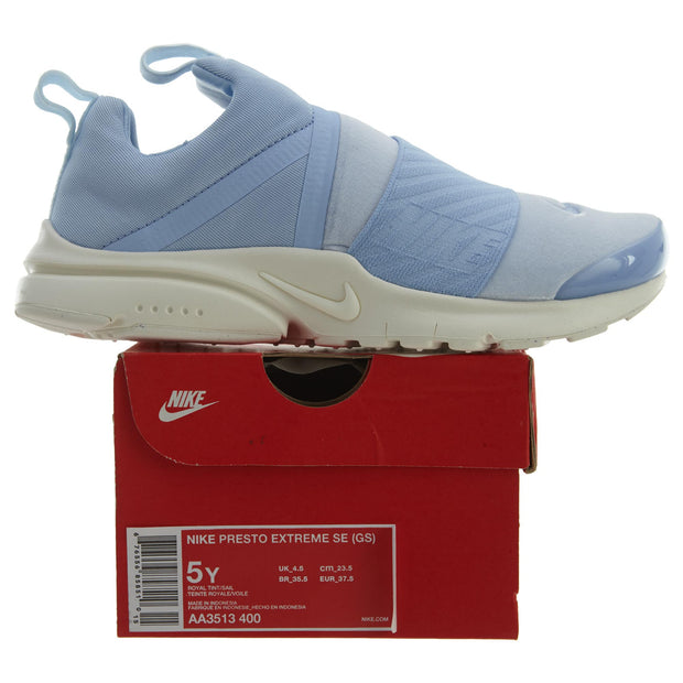 Nike Presto Extreme Royal Tint Athletic Shoes Boys / Girls Style :AA3513 - NY Tent Sale