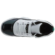 "Air Jordan 11 Retro Low Bg (gs) ""Emerald""  Boys / Girls Style :528896"