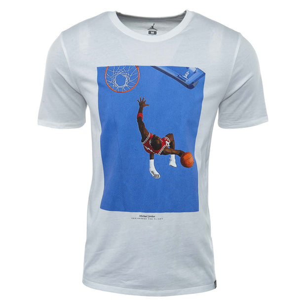 Jordan Jsw Iconic Photo T‑shirt Mens Style : 915934 - NY Tent Sale